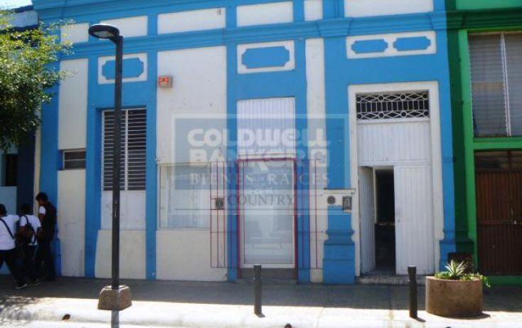 Foto de local en renta en rosales 320, centro, culiacán, sinaloa, 298424 no 01
