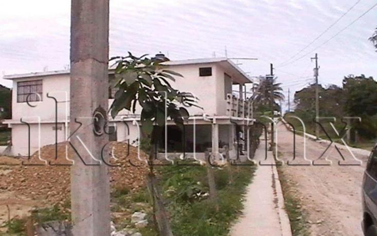 Foto de terreno habitacional en venta en rosales nonumber, jazm?n, tuxpan, veracruz de ignacio de la llave, 573424 No. 02