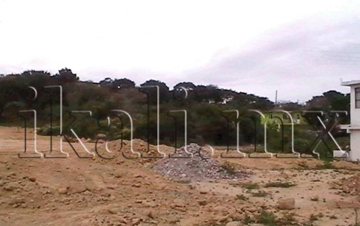 Foto de terreno habitacional en venta en rosales nonumber, jazm?n, tuxpan, veracruz de ignacio de la llave, 573424 No. 03