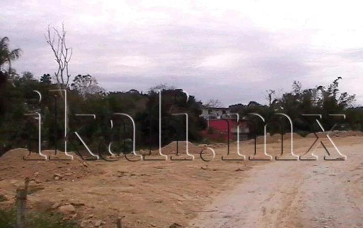 Foto de terreno habitacional en venta en rosales nonumber, jazm?n, tuxpan, veracruz de ignacio de la llave, 573424 No. 05