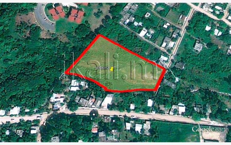 Foto de terreno habitacional en venta en rosales nonumber, jazm?n, tuxpan, veracruz de ignacio de la llave, 573424 No. 06