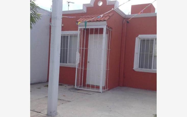 Foto de casa en venta en rosario 31, la piedad, querétaro, querétaro, 667457 No. 01