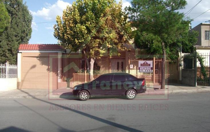 Foto de casa en venta en  , rosario, chihuahua, chihuahua, 580357 No. 01