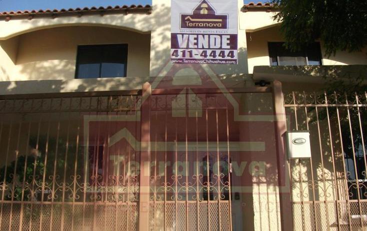 Foto de casa en venta en  , rosario, chihuahua, chihuahua, 580357 No. 02