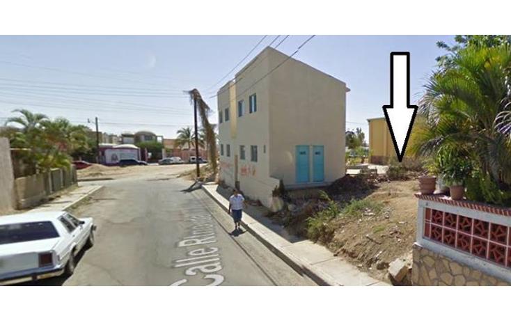 Foto de terreno habitacional en venta en  , rosarito, los cabos, baja california sur, 1438131 No. 01