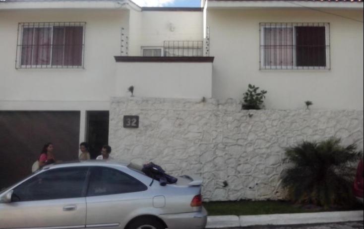 Foto de casa en venta en rosedal 32, 28 de agosto, emiliano zapata, morelos, 602462 no 01