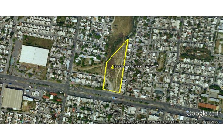 Foto de terreno comercial en venta en  , rosita, guadalupe, nuevo león, 1122539 No. 01