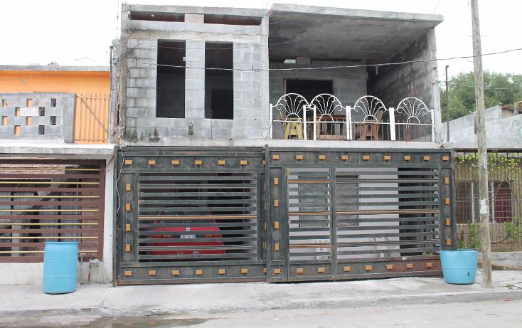 Foto de casa en venta en  , rosita, guadalupe, nuevo león, 1832742 No. 01