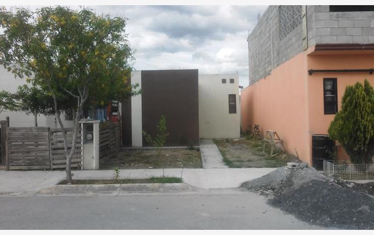 Foto de casa en venta en rubi 133, las margaritas, r?o bravo, tamaulipas, 1724922 No. 01