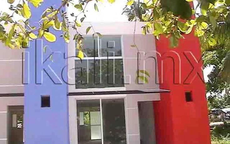 Foto de casa en venta en  , ruiz cortines, tantoyuca, veracruz de ignacio de la llave, 577729 No. 01