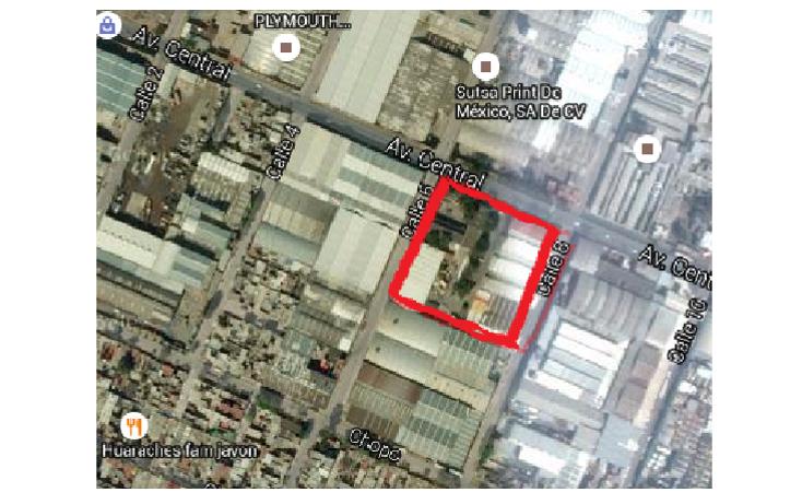Foto de terreno comercial en venta en  , rustica xalostoc, ecatepec de morelos, méxico, 1292017 No. 01