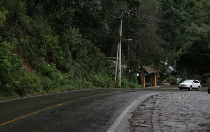 Foto de terreno habitacional en venta en ruta del bosque , avándaro, valle de bravo, méxico, 829567 No. 01