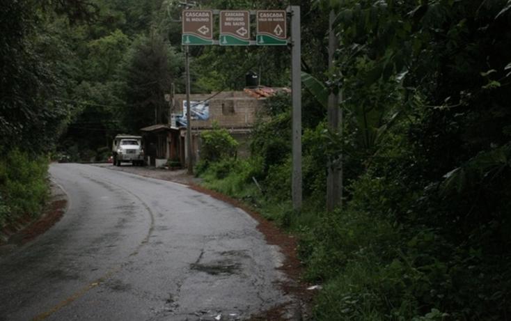 Foto de terreno habitacional en venta en ruta del bosque , avándaro, valle de bravo, méxico, 829567 No. 03