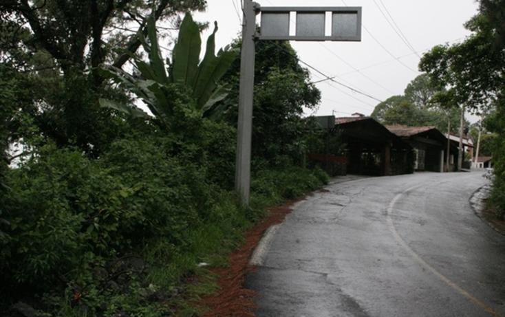 Foto de terreno habitacional en venta en ruta del bosque , avándaro, valle de bravo, méxico, 829567 No. 04