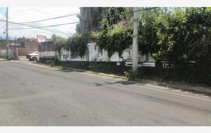 Foto de terreno comercial en venta en s, del empleado, cuernavaca, morelos, 834375 no 02