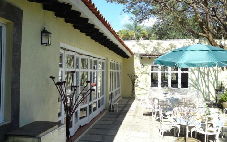 Foto de casa en venta en s, el tecolote, cuernavaca, morelos, 396071 no 22