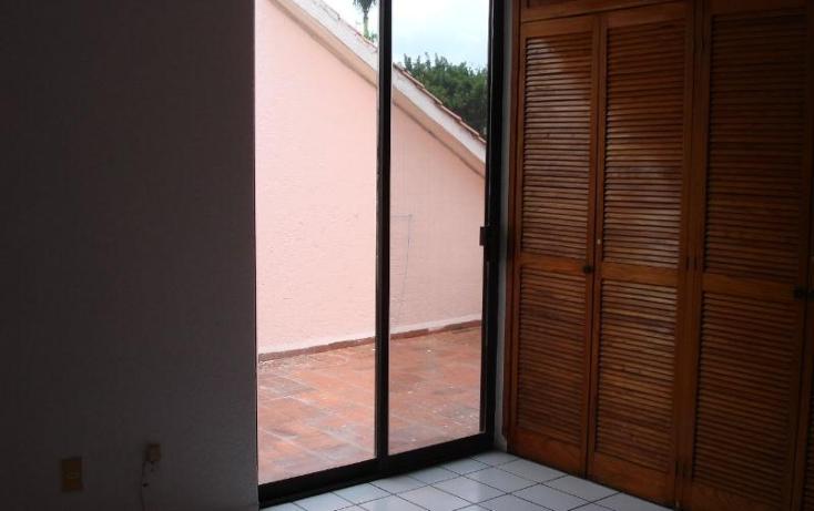 Foto de departamento en renta en  s, la carolina, cuernavaca, morelos, 383935 No. 10