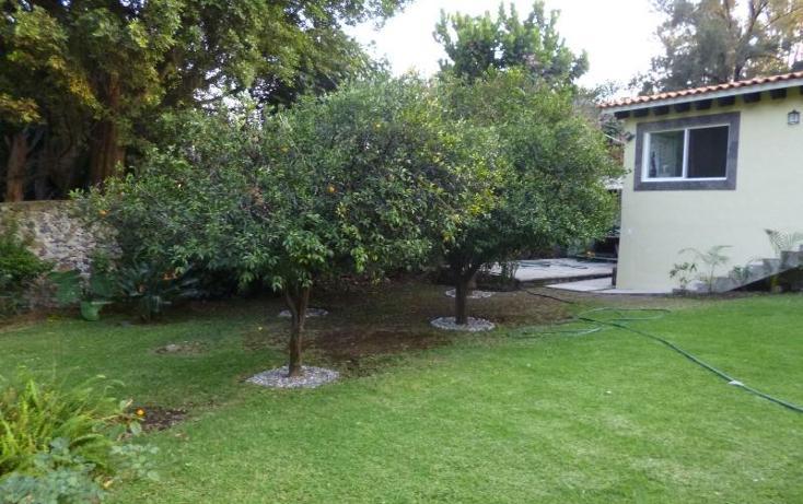 Foto de casa en venta en  s, lomas de atzingo, cuernavaca, morelos, 396071 No. 35