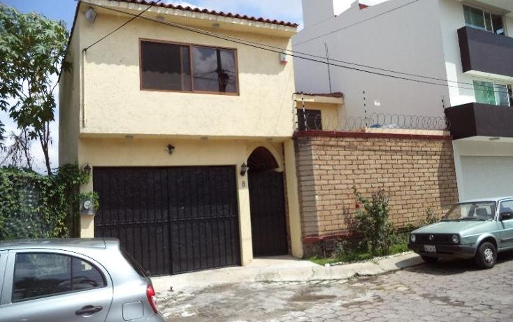 Foto de casa en renta en  s, los cizos, cuernavaca, morelos, 384699 No. 02