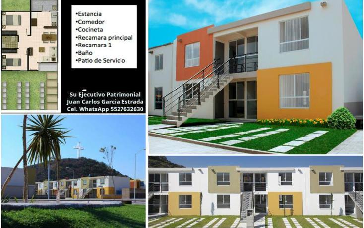 Foto de casa en venta en predio rustico el carmen s n, paseos del pedregal, tizayuca, hidalgo, 1787934 No. 01