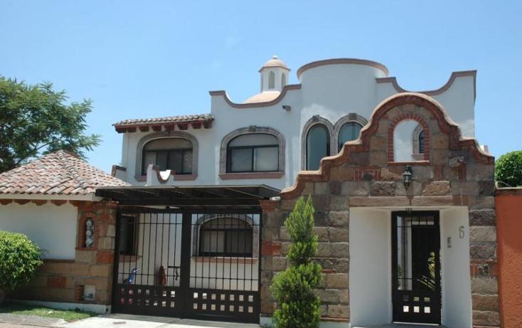 Foto de casa en venta en s s, lomas de atzingo, cuernavaca, morelos, 382085 No. 02