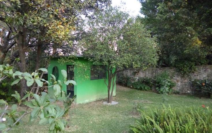 Foto de casa en venta en  s, lomas de atzingo, cuernavaca, morelos, 396071 No. 36