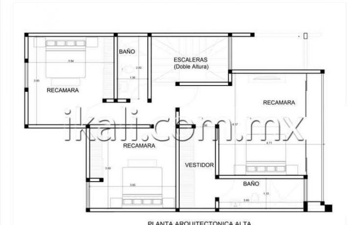Foto de casa en venta en sabalo, jardines de tuxpan, tuxpan, veracruz, 1216915 no 04