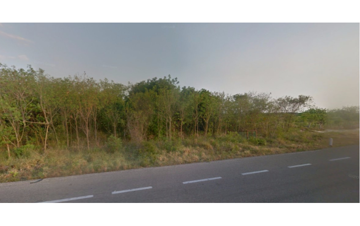 Foto de terreno habitacional en venta en  , sabancuy, carmen, campeche, 1733524 No. 01