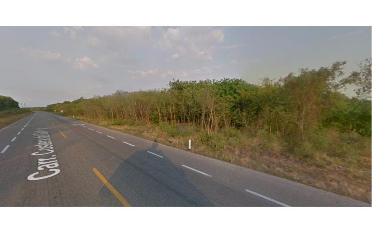Foto de terreno habitacional en venta en  , sabancuy, carmen, campeche, 1733524 No. 02