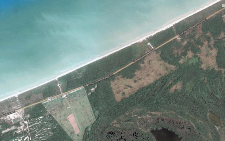 Foto de terreno habitacional en venta en, sabancuy, carmen, campeche, 1733524 no 03