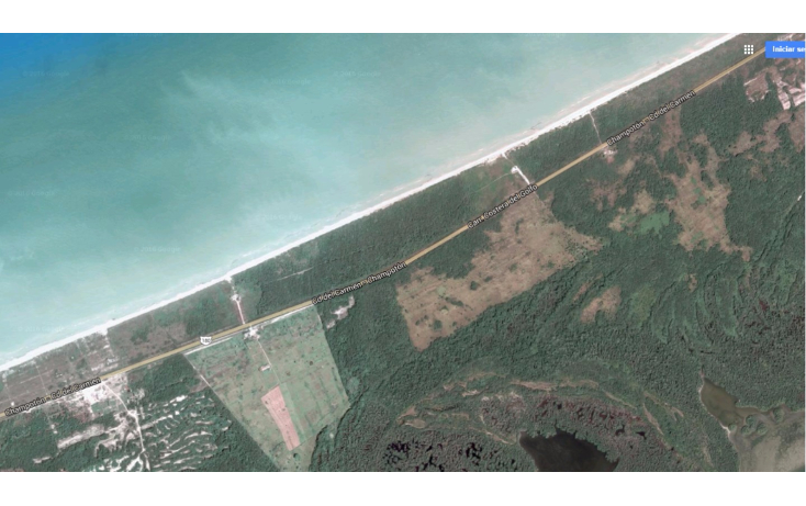 Foto de terreno habitacional en venta en  , sabancuy, carmen, campeche, 1733524 No. 03