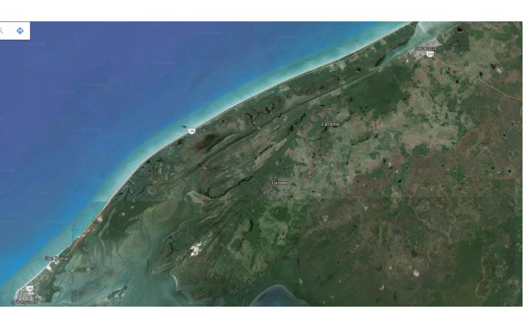 Foto de terreno habitacional en venta en  , sabancuy, carmen, campeche, 1733524 No. 04