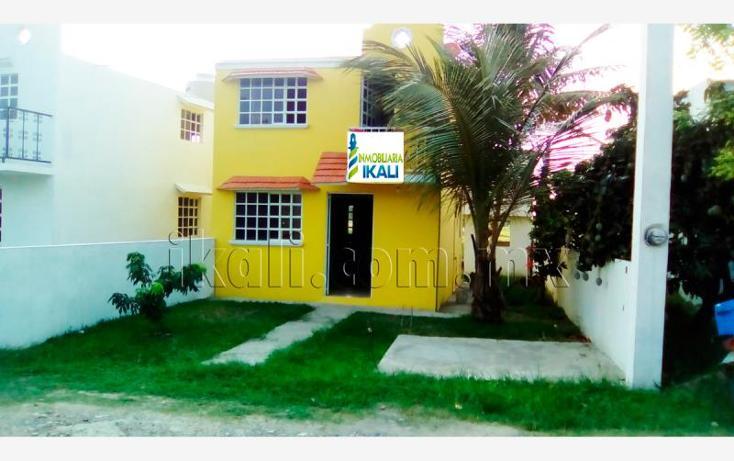 Foto de casa en venta en carretera a tamiahua , sabanillas, tuxpan, veracruz de ignacio de la llave, 2008690 No. 01
