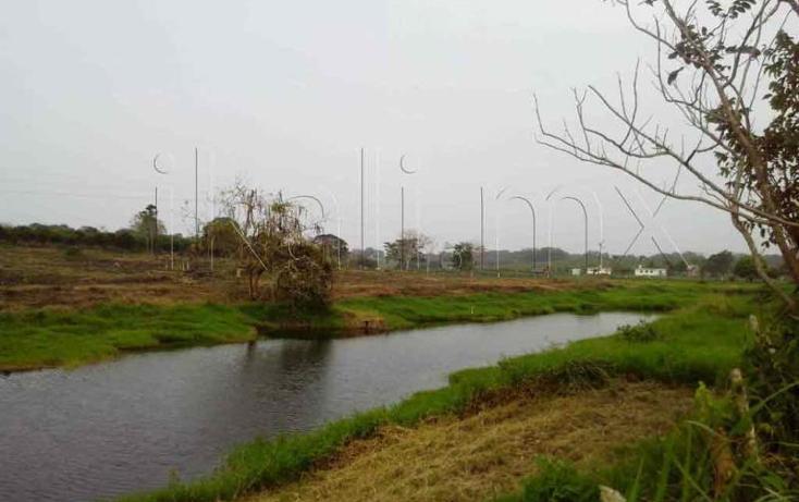 Foto de terreno habitacional en venta en  , sabanillas, tuxpan, veracruz de ignacio de la llave, 619391 No. 01