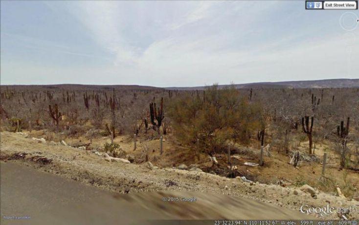 Foto de terreno habitacional en venta en sabanillas y fraccion del encanto 3 hwy 19 pacific, la esperanza, la paz, baja california sur, 1697490 no 02