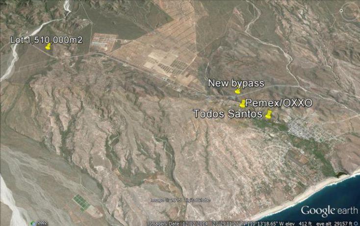 Foto de terreno habitacional en venta en sabanillas y fraccion del encanto 3 hwy 19 pacific, la esperanza, la paz, baja california sur, 1697490 no 06