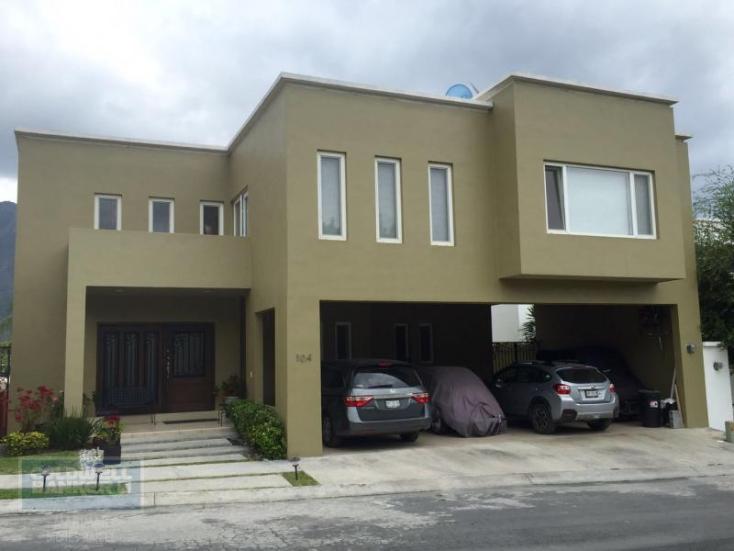 Foto de casa en venta en sabino , el cerrito, santiago, nuevo león, 1855886 No. 01
