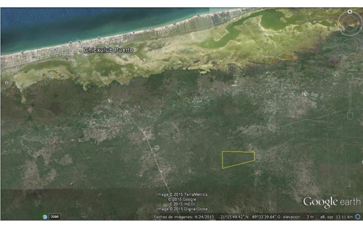 Foto de terreno habitacional en venta en  , sac-nicte, mérida, yucatán, 1385743 No. 04