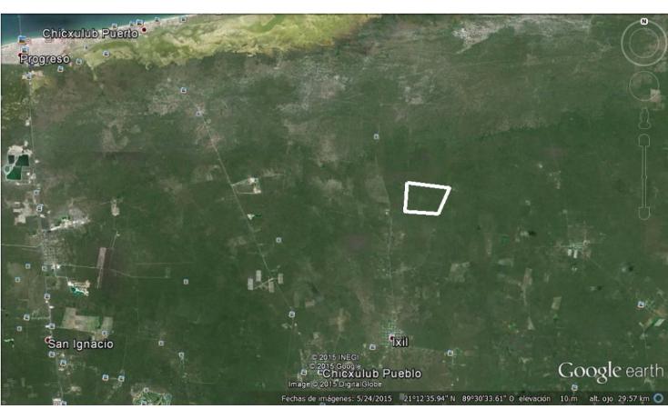 Foto de terreno habitacional en venta en  , sac-nicte, m?rida, yucat?n, 1386895 No. 03
