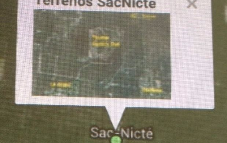 Foto de terreno comercial en venta en  , sac-nicte, m?rida, yucat?n, 1661534 No. 03