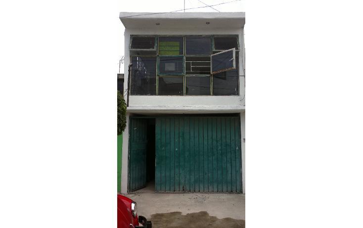Foto de casa en venta en  , sagitario iii, ecatepec de morelos, méxico, 1194313 No. 01