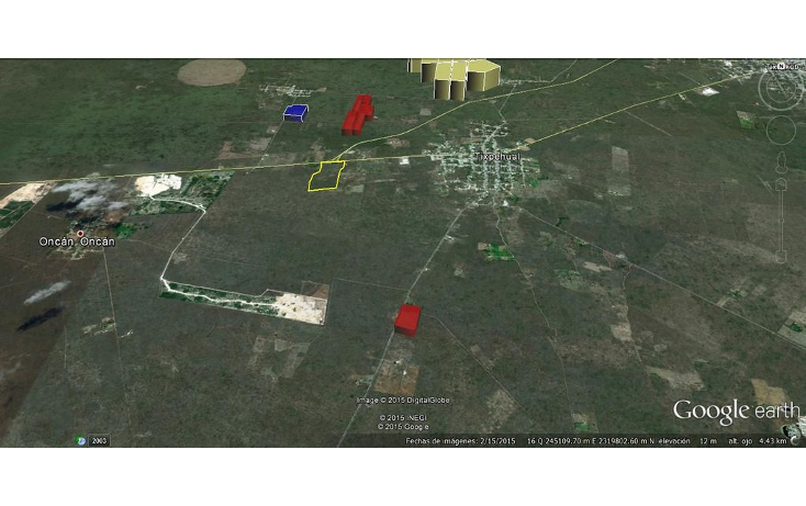 Foto de terreno comercial en venta en  , sahe, tixpéhual, yucatán, 1084195 No. 01