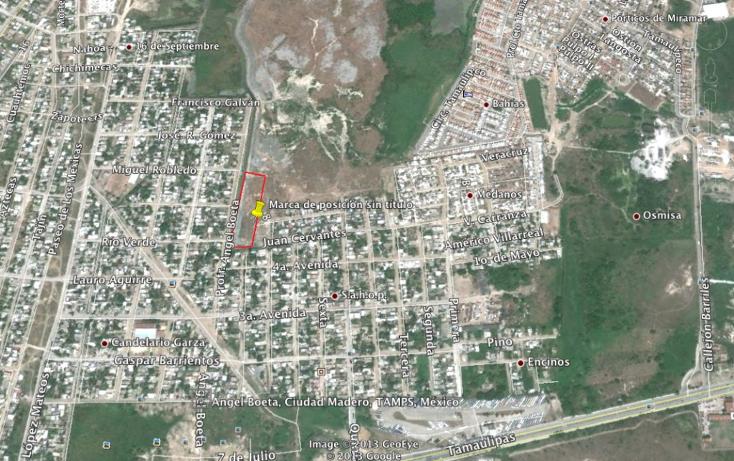 Foto de terreno comercial en venta en  , sahop, ciudad madero, tamaulipas, 1062199 No. 01