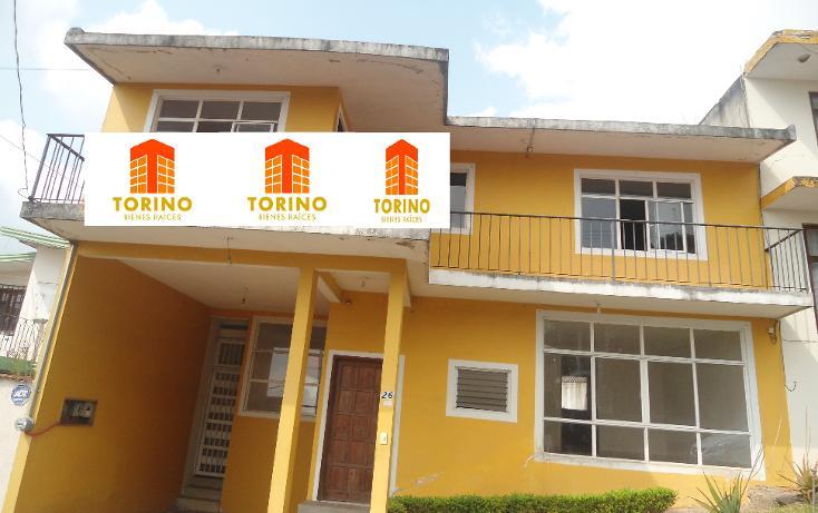 Foto de casa en venta en  , sahop, xalapa, veracruz de ignacio de la llave, 1804602 No. 01