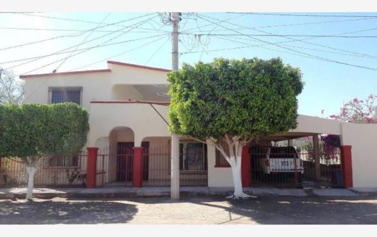Foto de casa en venta en  , sahuaral, empalme, sonora, 1675986 No. 01