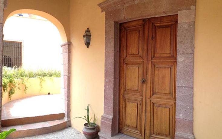 Foto de casa en venta en salida a queretaro 1, san miguel de allende centro, san miguel de allende, guanajuato, 690849 No. 07