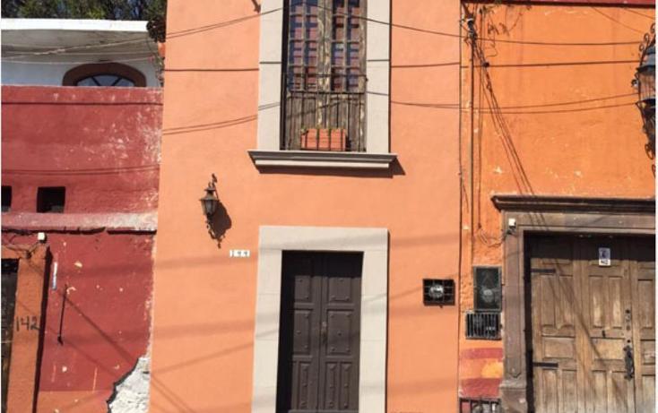 Foto de casa en venta en  400, san miguel de allende centro, san miguel de allende, guanajuato, 805999 No. 19