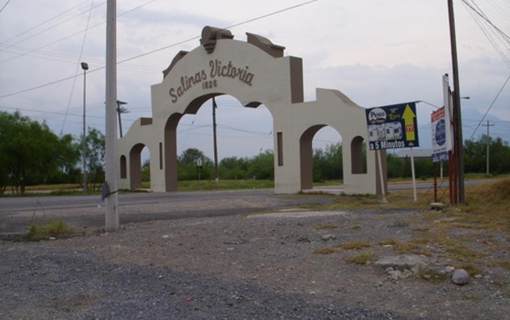 Foto de terreno industrial en venta en  , salinas victoria, salinas victoria, nuevo le?n, 1299293 No. 06