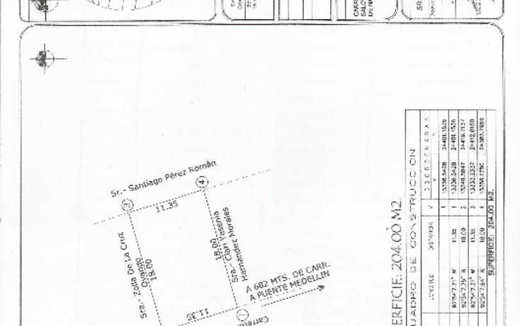 Foto de terreno habitacional en venta en, saloya 2 sección, nacajuca, tabasco, 1477563 no 06