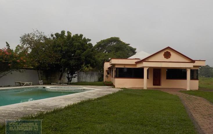 Foto de rancho en renta en  , saloya 2 sección, nacajuca, tabasco, 1732459 No. 01